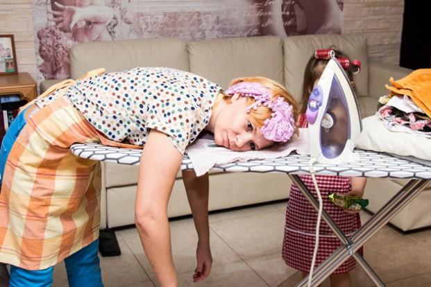 Wzięłam wszystko na siebie i jestem zmęczona - mamaklub.pl