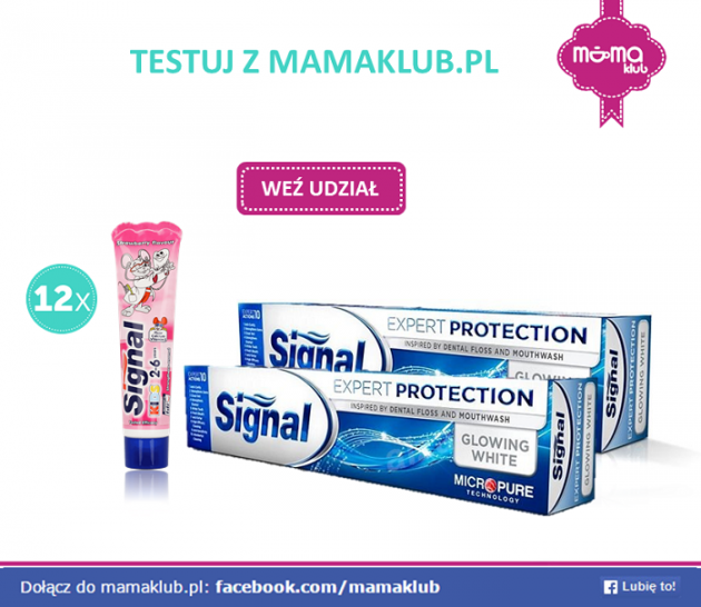 Testuj Signal z mamaklub.pl