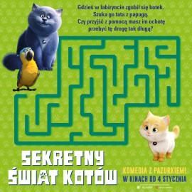 Sekretny świat kotów