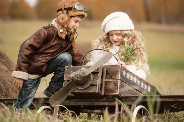 Chłopiec i dziewczynka, czyli o stereotypach ról