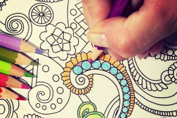 Kolorowanki relaksacyjne dla rodziców