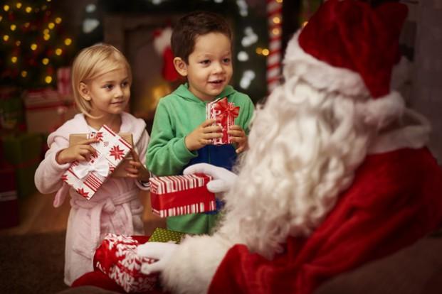 Mamo, czy Święty Mikołaj istnieje?